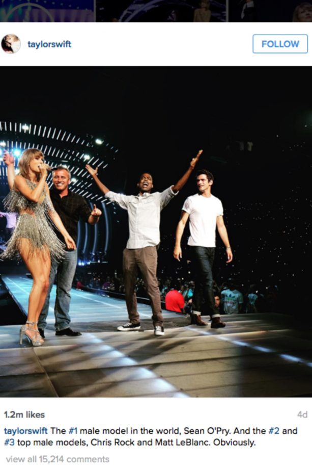 Taylor Swift's Squad: Who Has Appeared On The 1989 Tour?