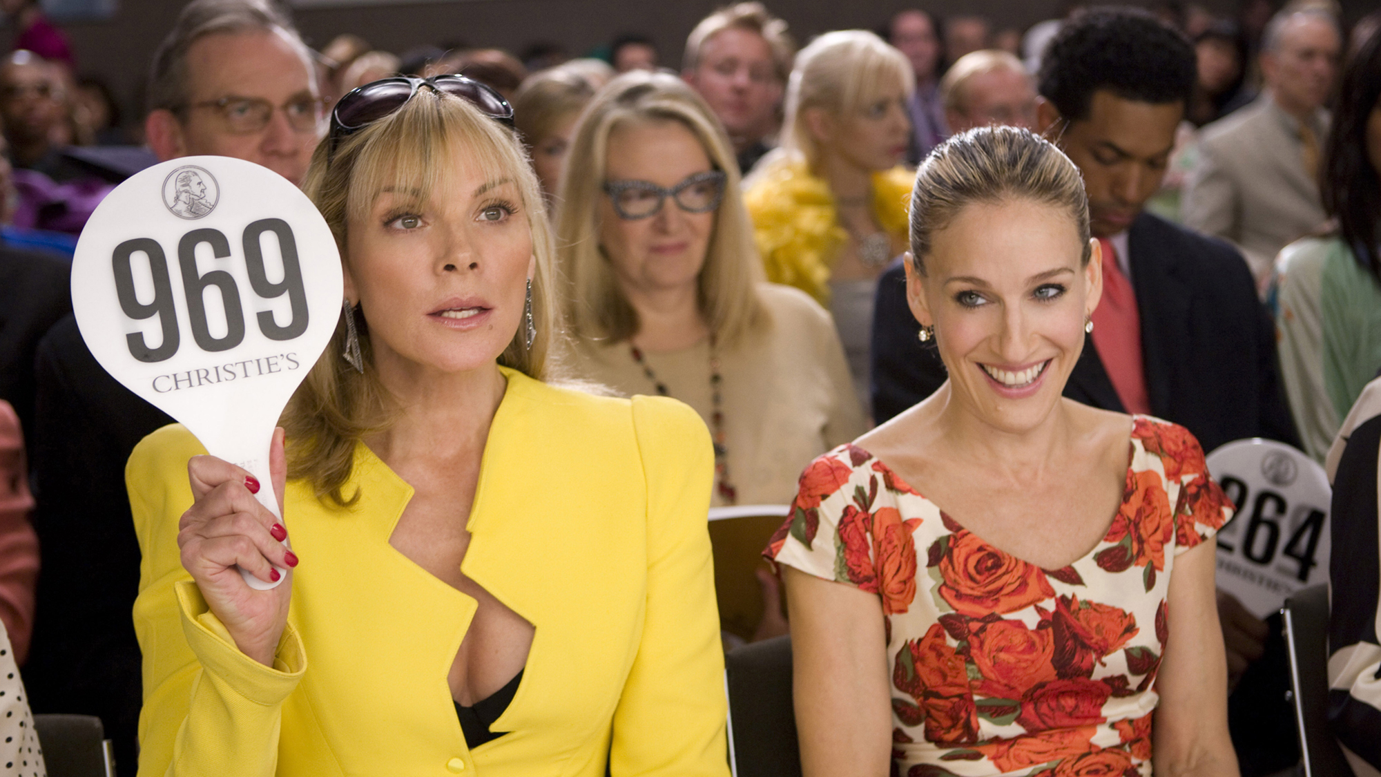 Samantha Jones: 18 Of Her Funniest Quotes In Sex And The City