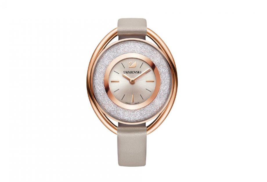 The Crystalline Oval Watch