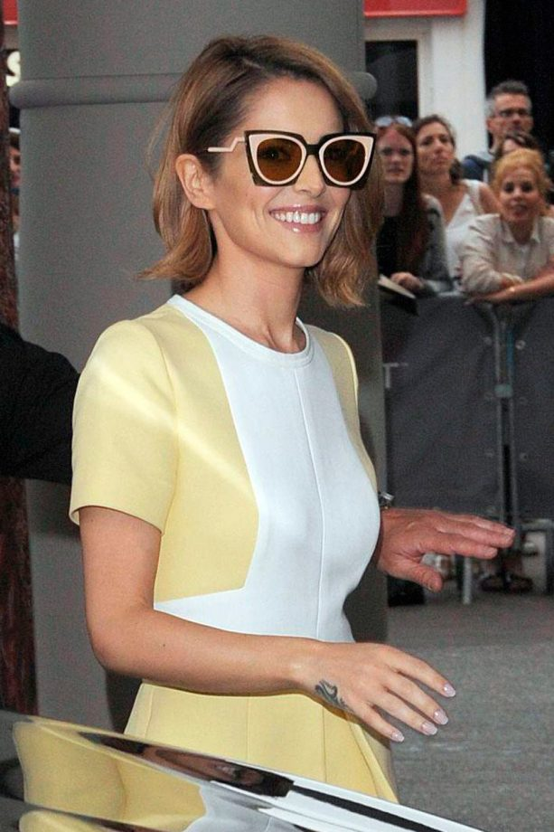 Cheryl Cole in Cannes 2015
