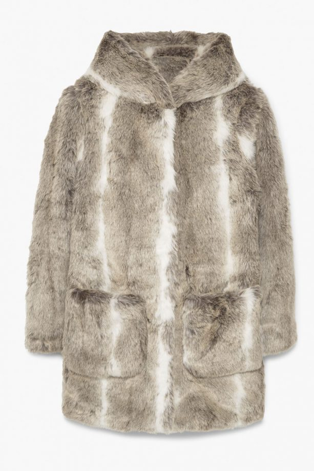 Best Faux Fur Coats, Jackets and Accessories: The Marie Claire Edit