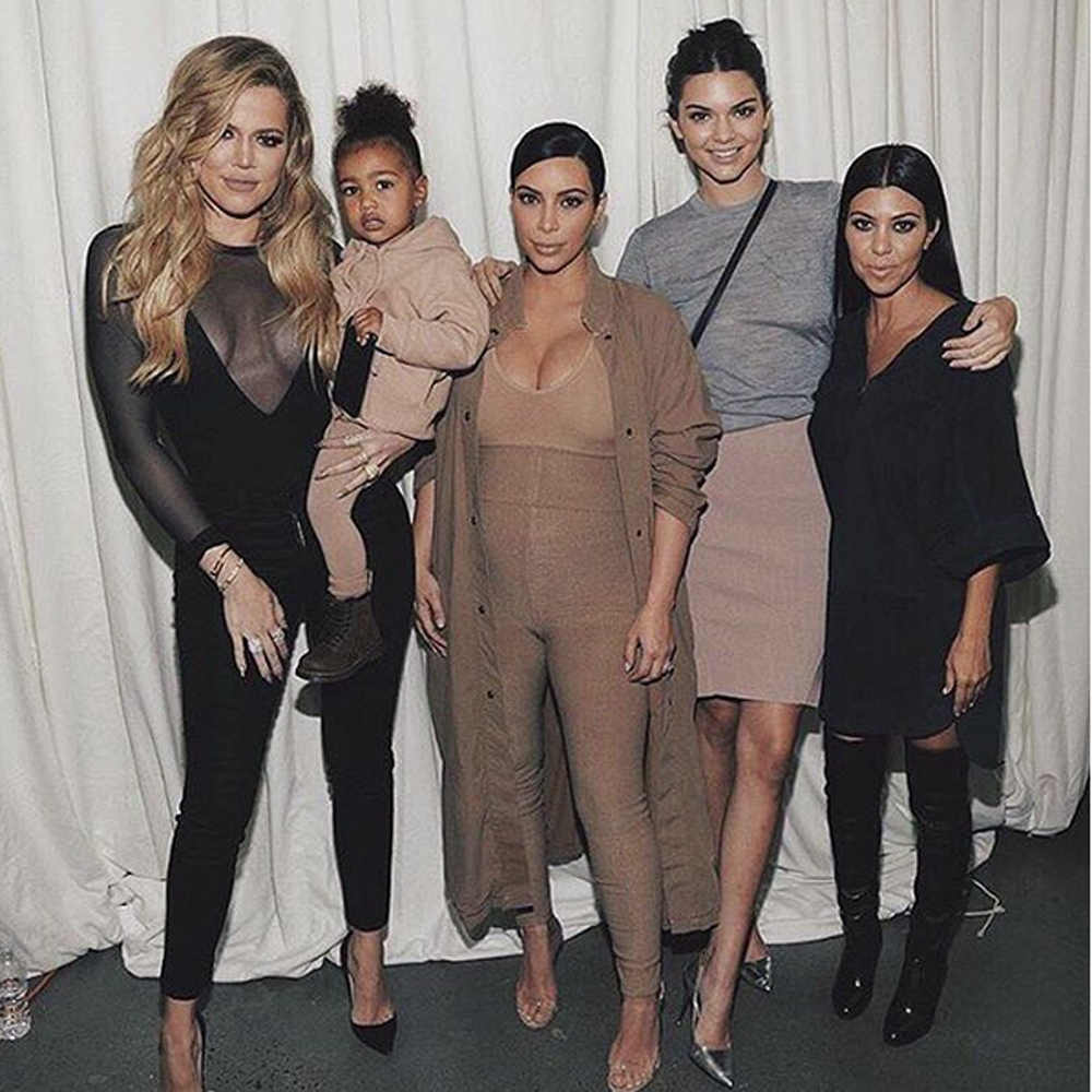 0f21ed80f6567 The Collection Was 50 Shades Of Nude Kanye s now-signature model army  emerged in formation (their Kaiser was actually was heard shouting  forward