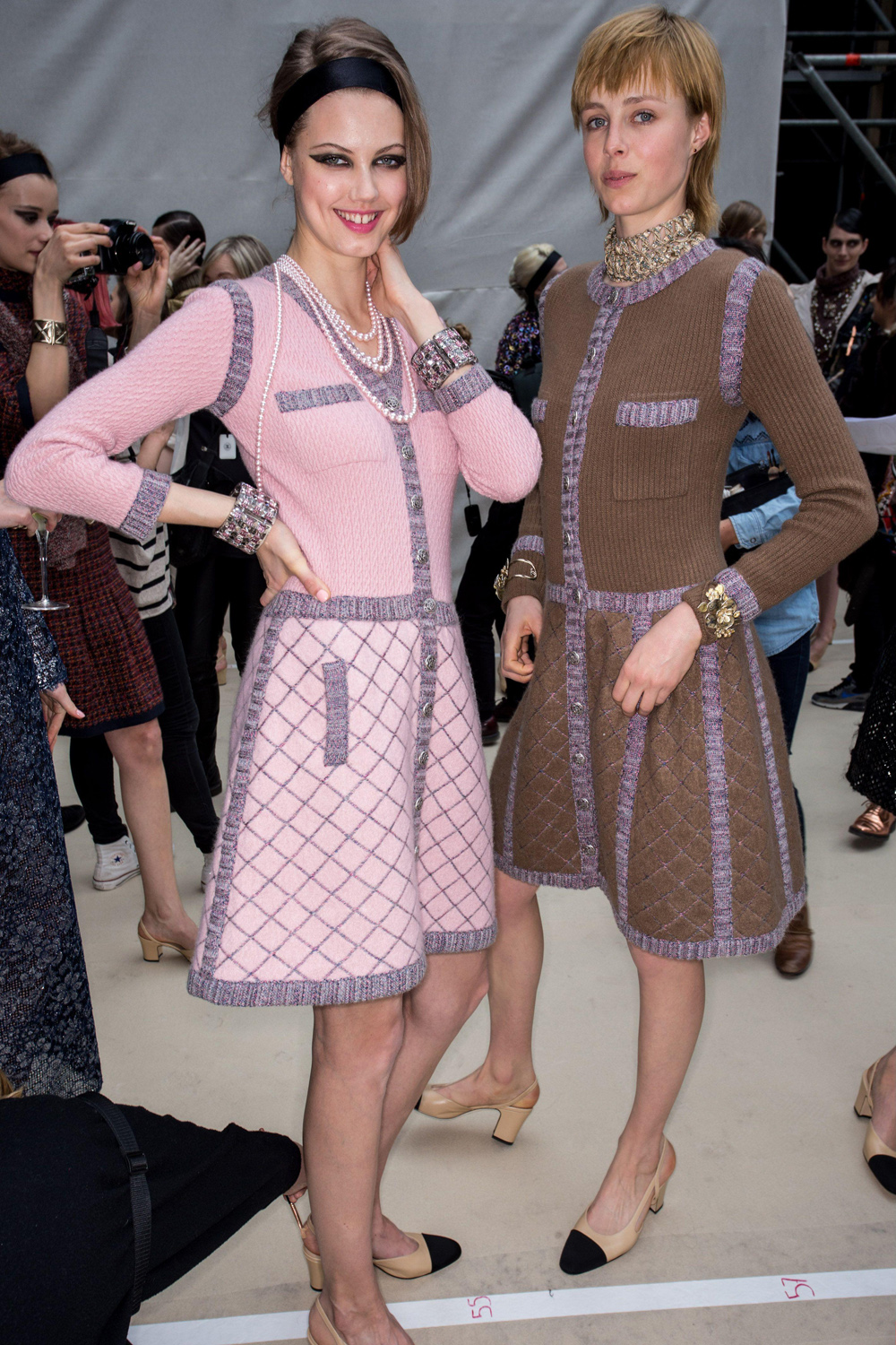 Queen Elizabeth II And The Ladylike Fashion Trend For AW15