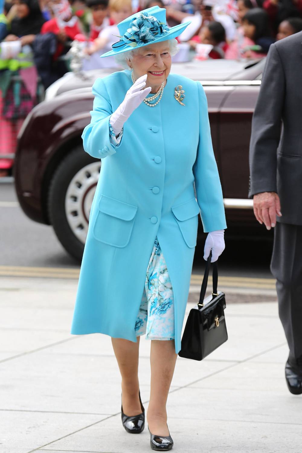 7 Ways Our Queen Is Totally On Trend For AW15