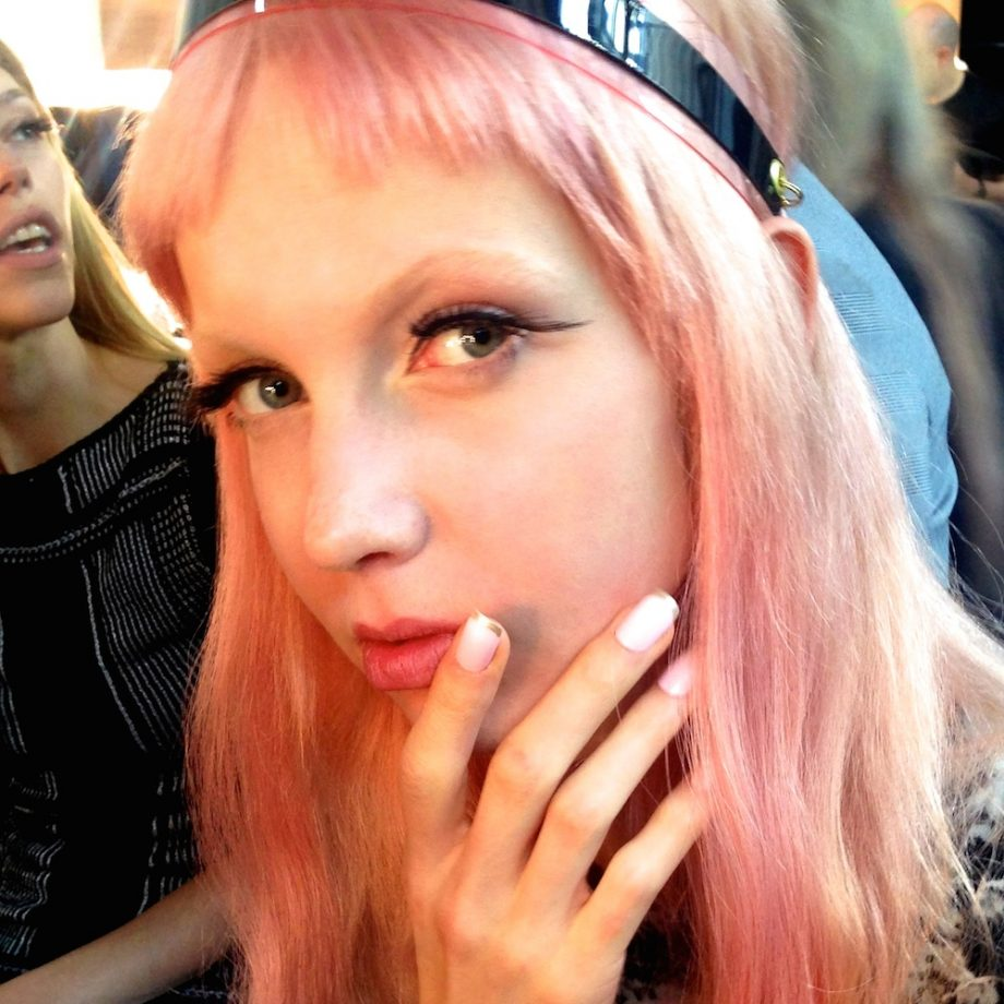 Sibling S/S 16 Nail Trend