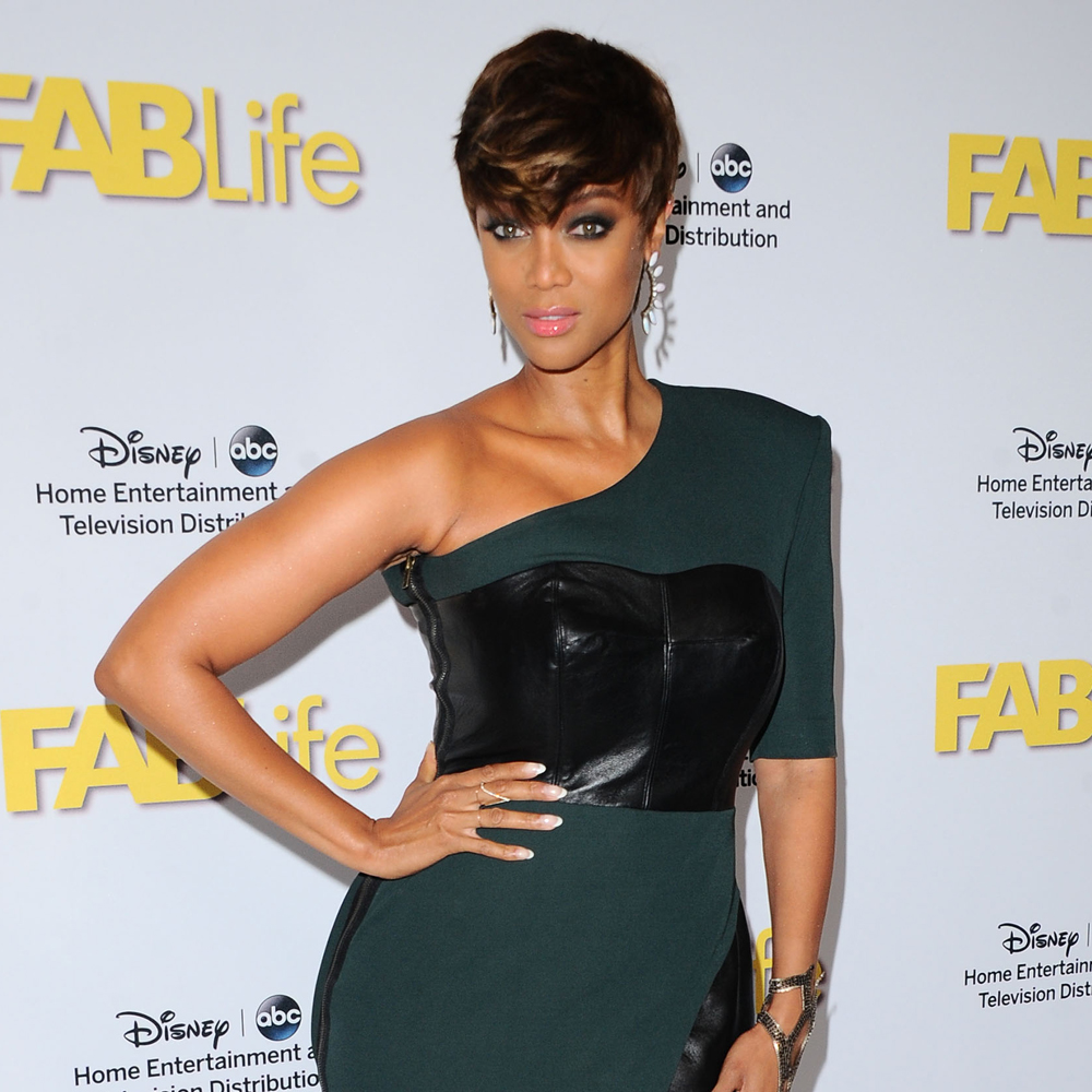Tyra Banks Is Selling Her Beverly Hills Property And It's