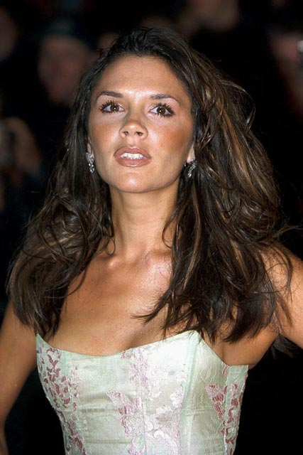 Enjoyable Victoria Beckhams Hair History Victoria Beckham Hair Hairstyle Inspiration Daily Dogsangcom