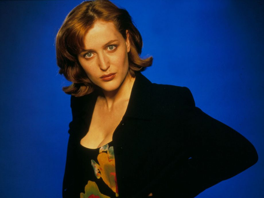 Gillian Anderson Biography