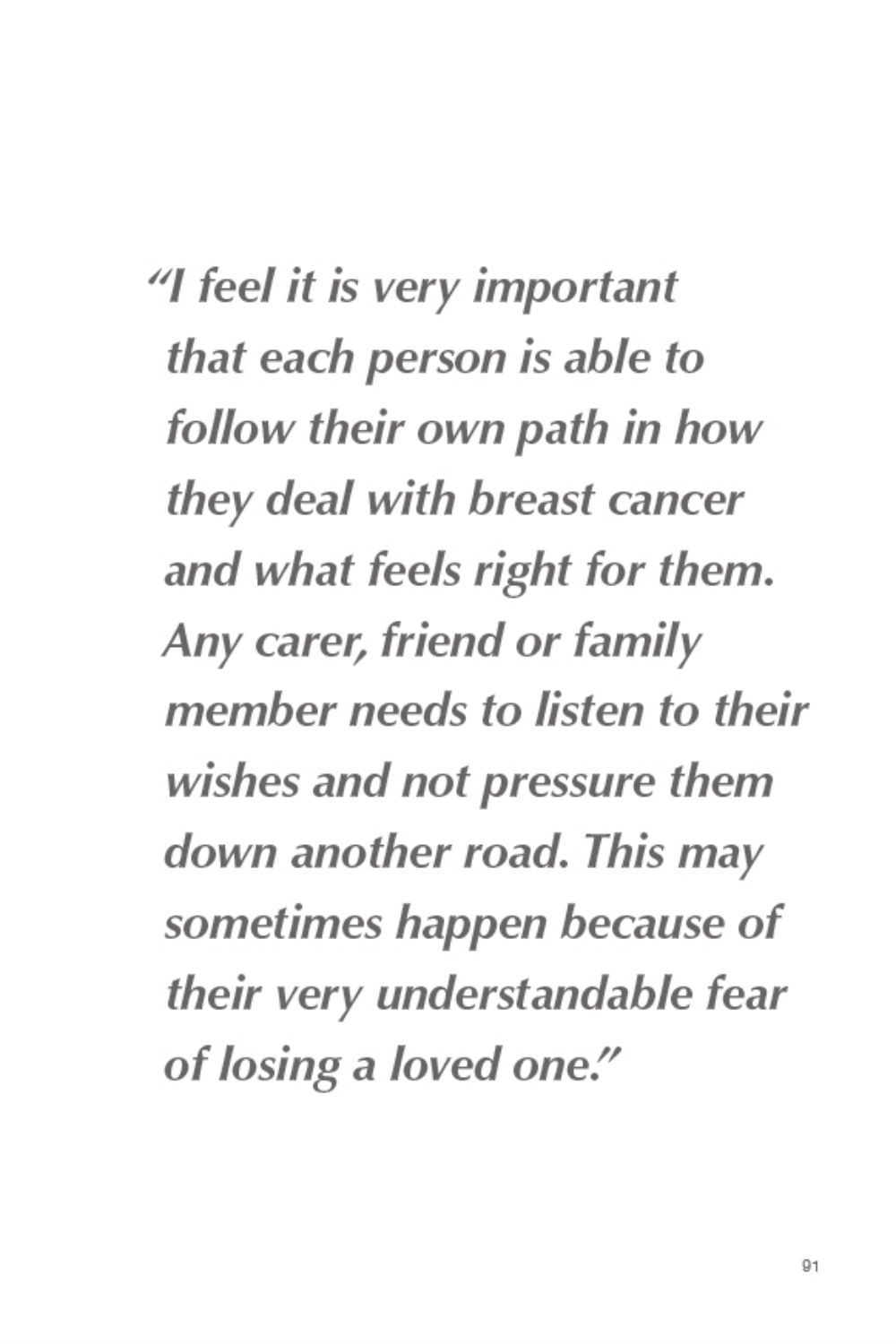 T Cancer Quotes | Estee Lauder Campaign Breast Cancer Quotes