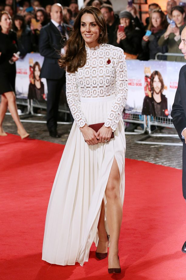 Kate Middleton Dress Style From That Naked Dress To Mcqueen