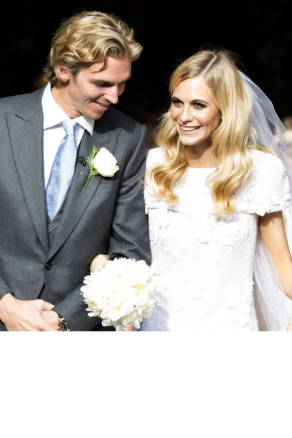 Supermodel Wedding Dresses: See The Best Model Brides From Kate Moss ...