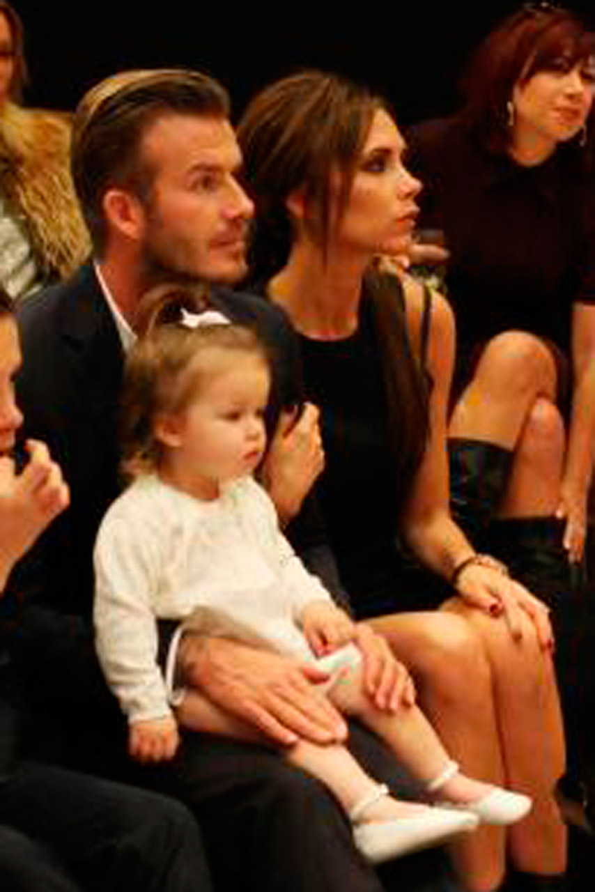 Beckhams to leave America