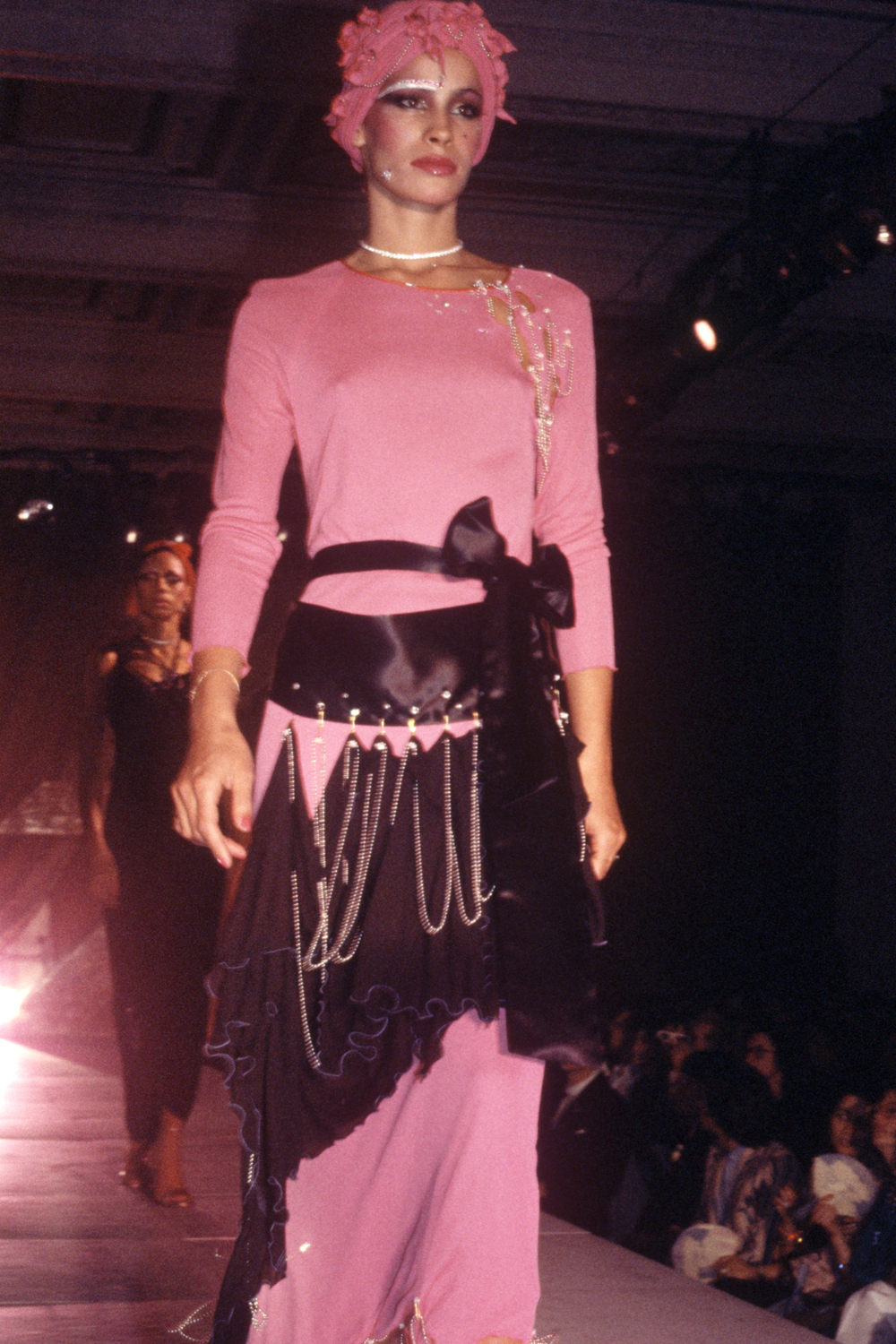 Punk Fashion History Zandra Rhodes