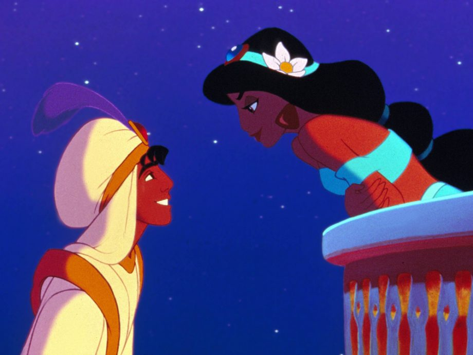 Aladdin Cast Reunite To Sing A Whole New World