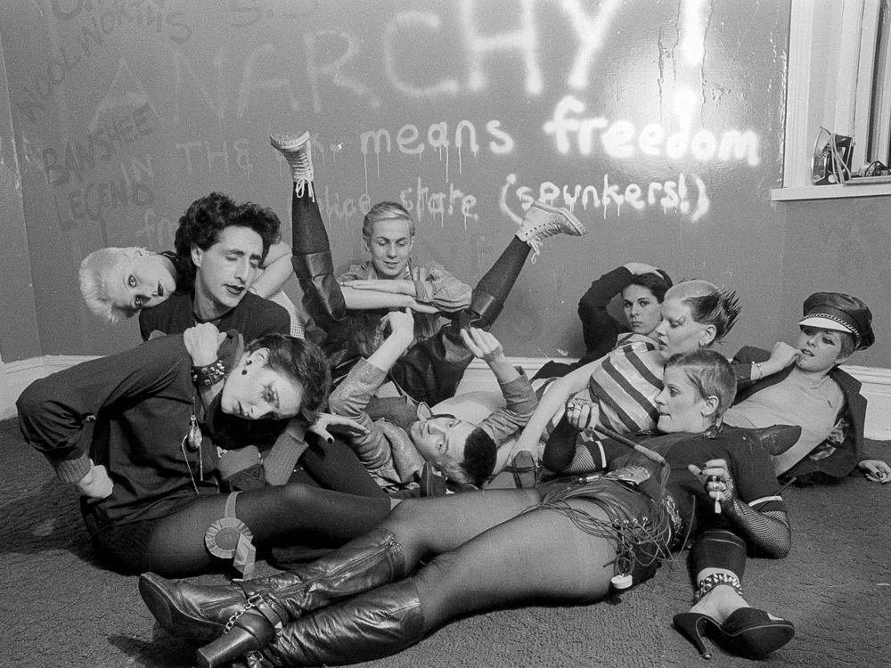 Anarchy in the uk a brief history of punk fashion for The bromley