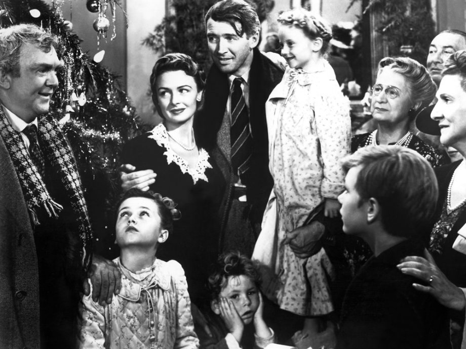 its a wonderful life - The Best Christmas Movies