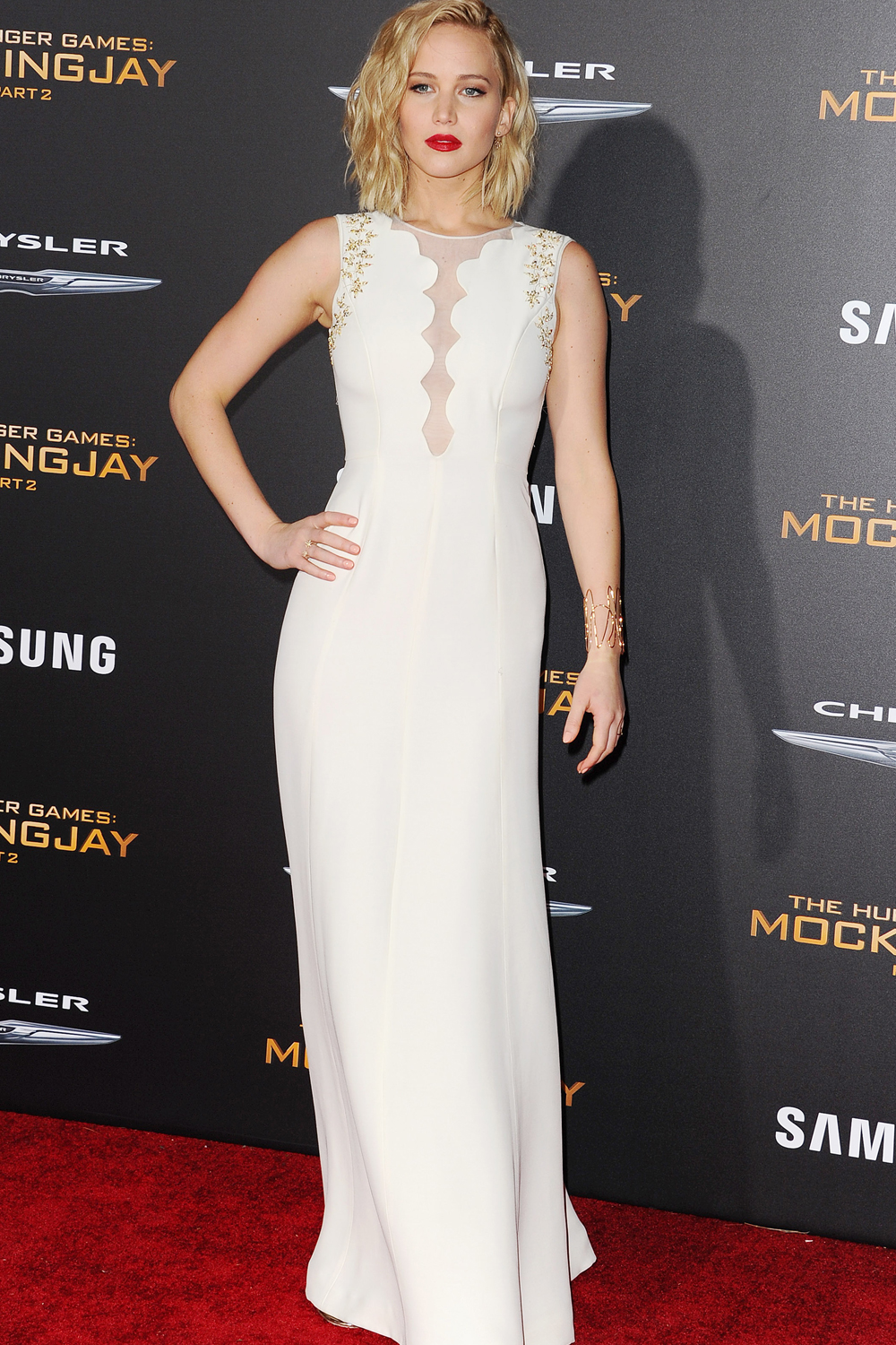 The Hunger Games: Mockingjay Part II Premiere - See All The Photos ...