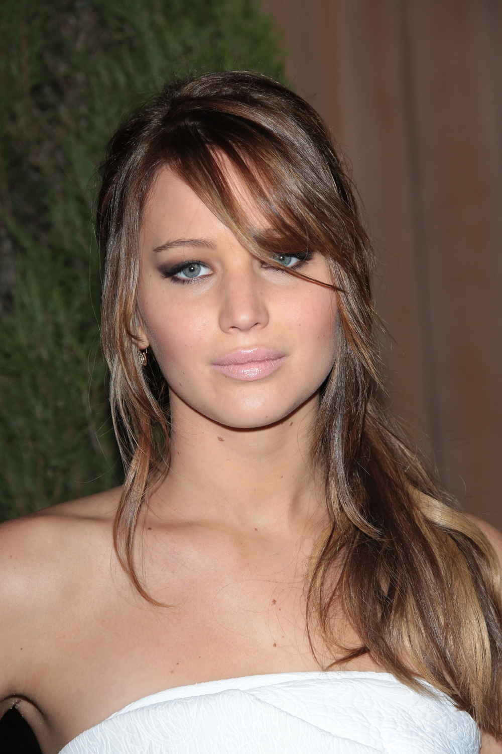 Admirable Jennifer Lawrence39S Hair Moments Short Hairstyles Gunalazisus