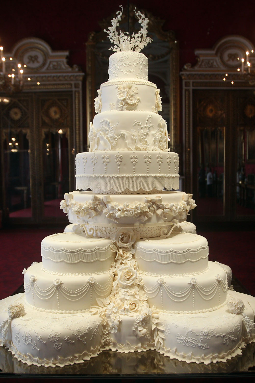 Celebrity Wedding Cakes Pictures To Inspire Your Own Cake Design