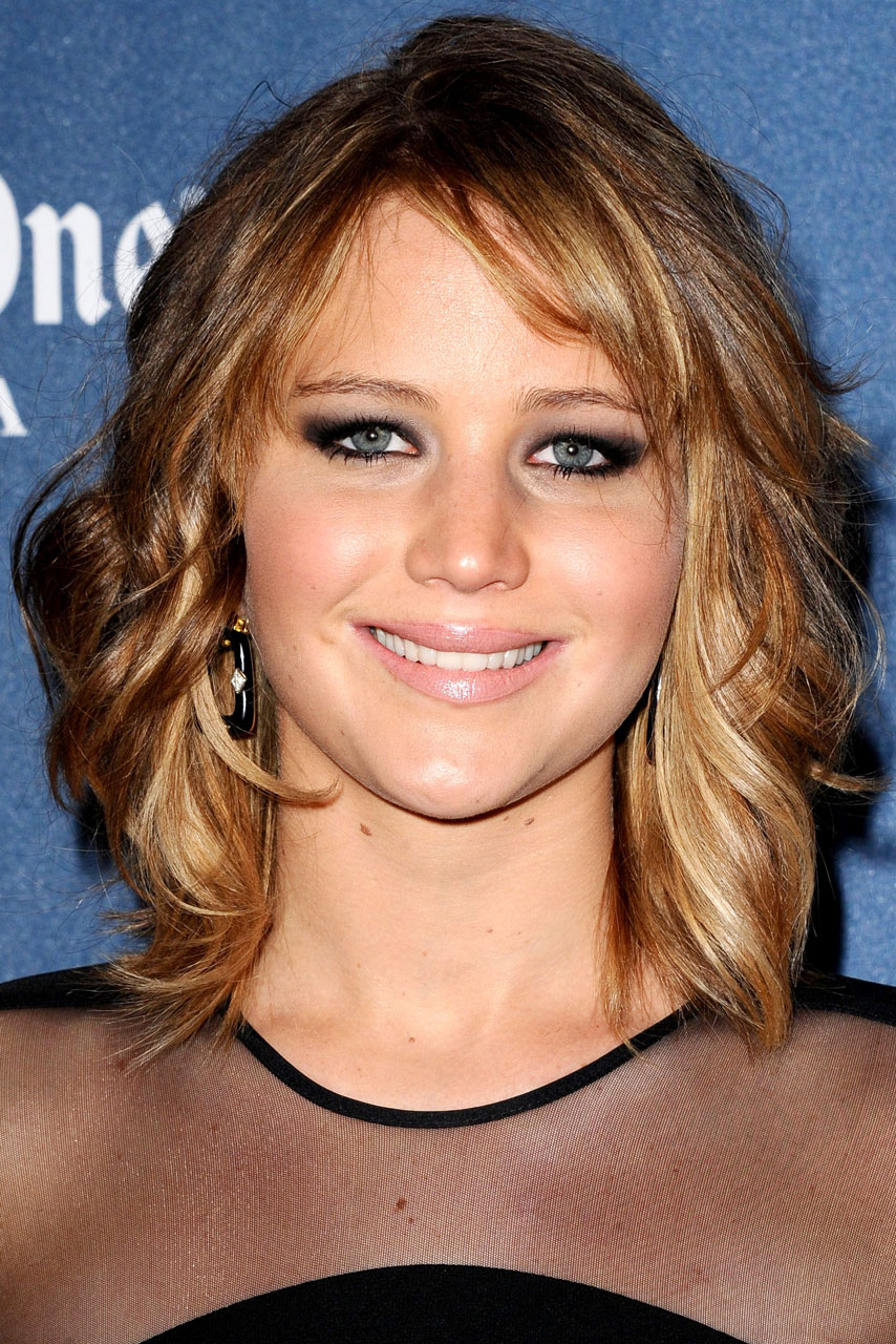 Jennifer Lawrences Short Hairstyle Shocks Her Hairdresser