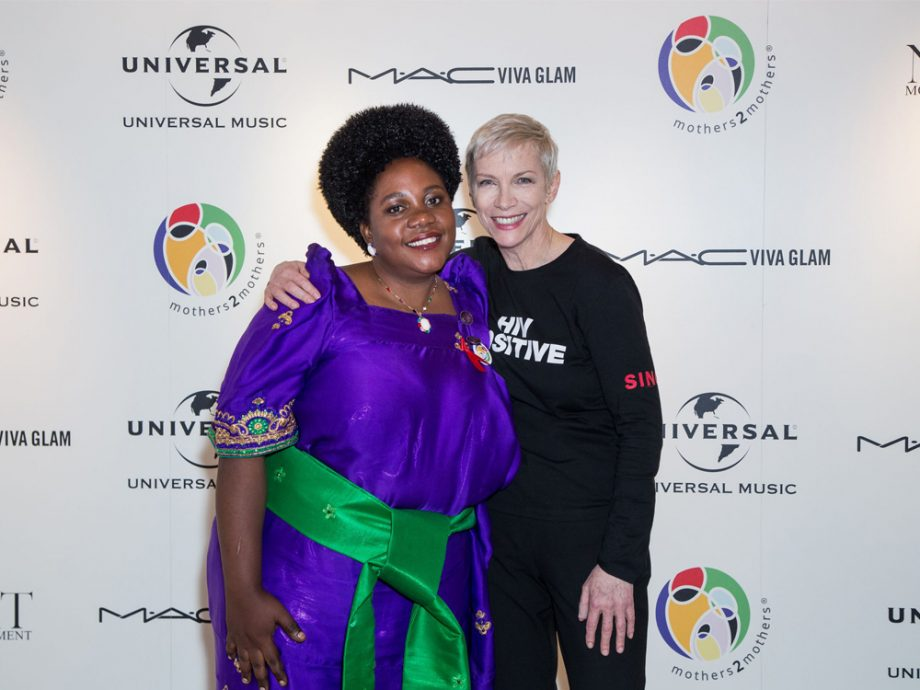 mothers2mothers annie lennox