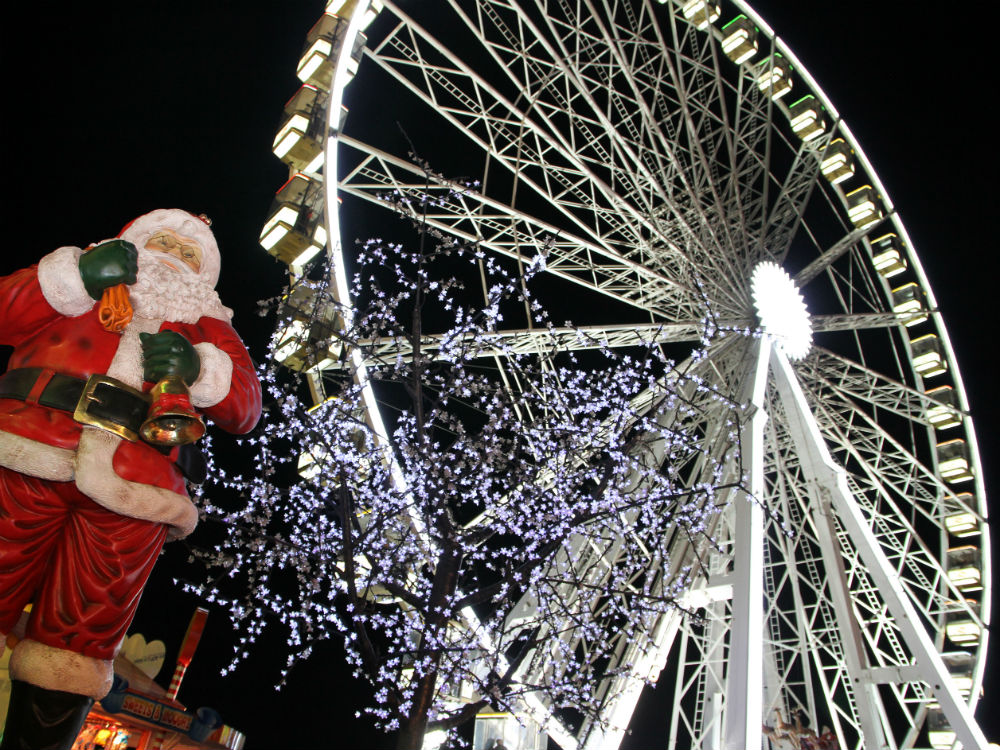 These London Christmas Markets Will Make You Feel SO Festive…