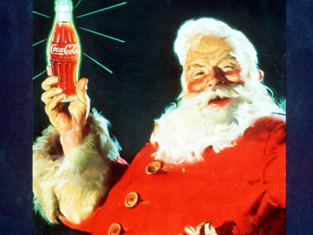 Christmas traditions explained: Why does Santa wear red? And why do we kiss under the mistletoe?