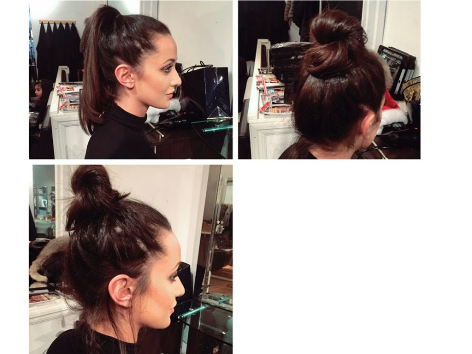 Easy Hairstyles For Parties Roxie Nafousi