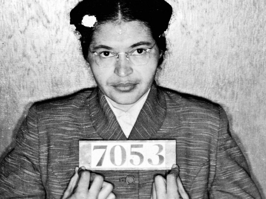 60 Inspiring Rosa Parks Quotes Simple Rosa Parks Quotes