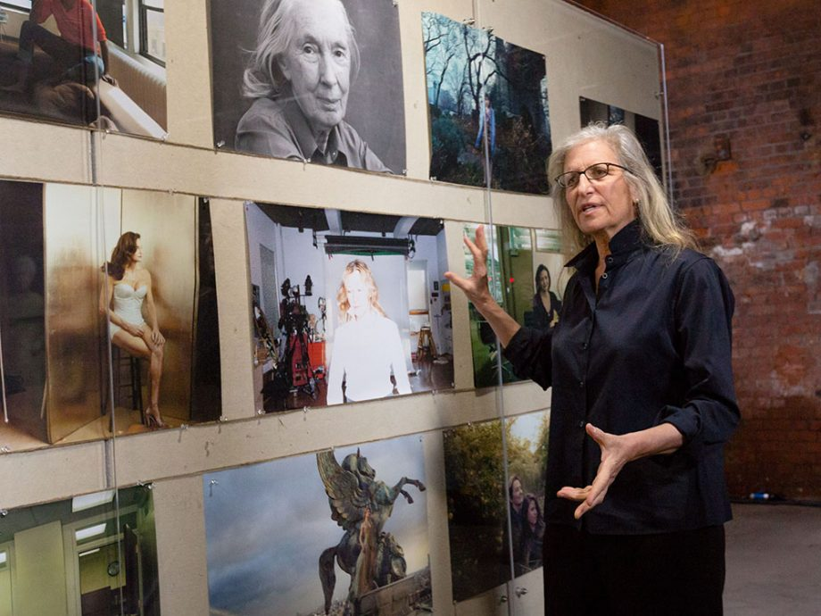 Annie Leibovitz Opens Women New Portraits At Londons Wapping