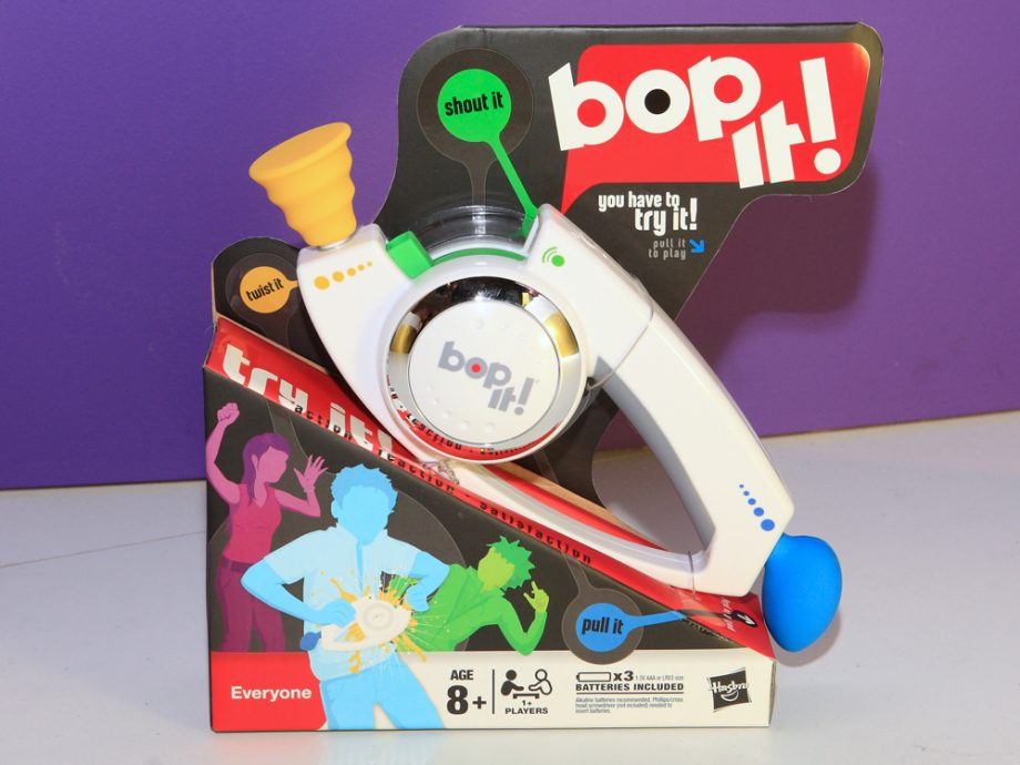 Favourite Childhood Toy Bop It Making A Comeback Uber Experiment