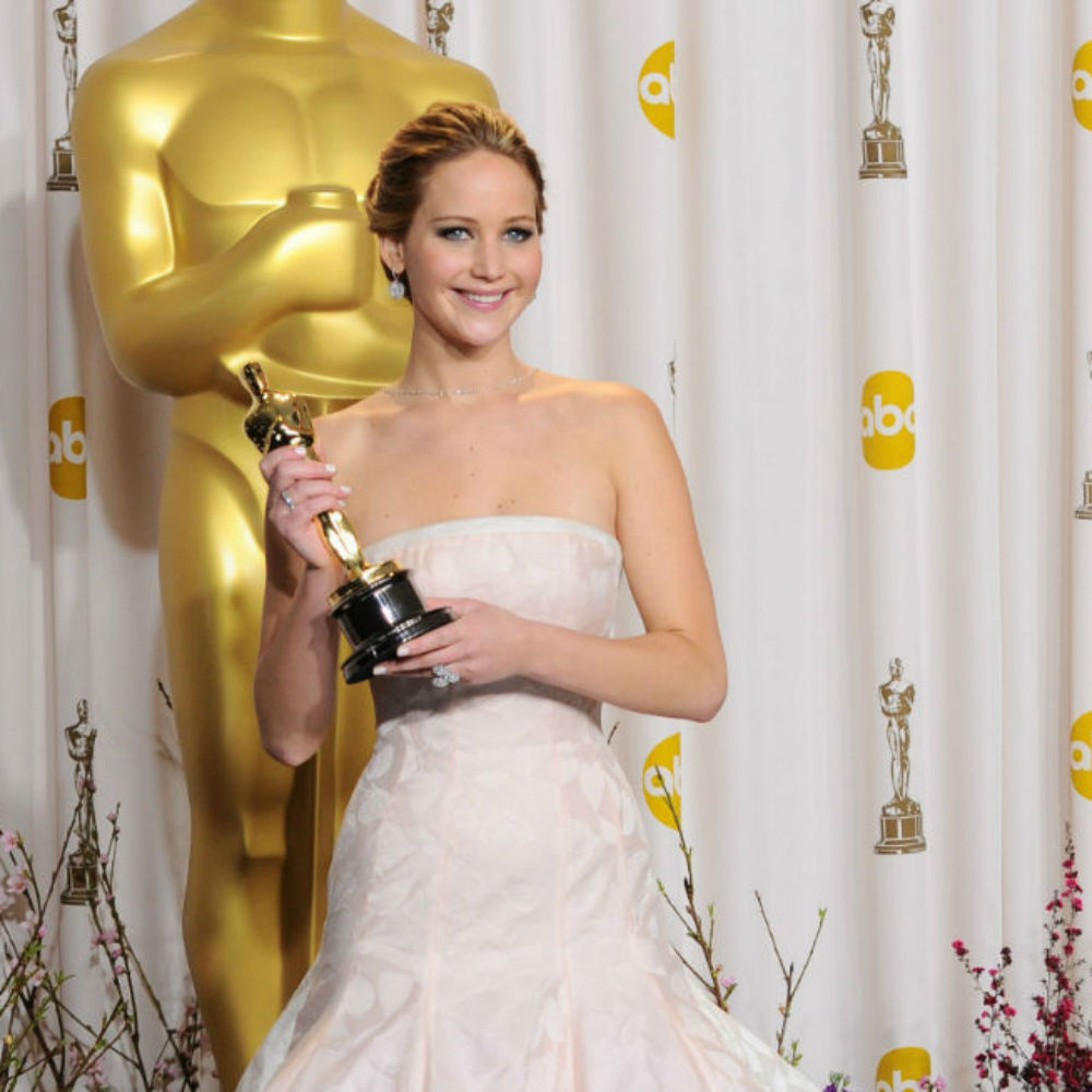 Here's who we think stands a good chance of winning Best ... Jennifer Lawrence Kansas