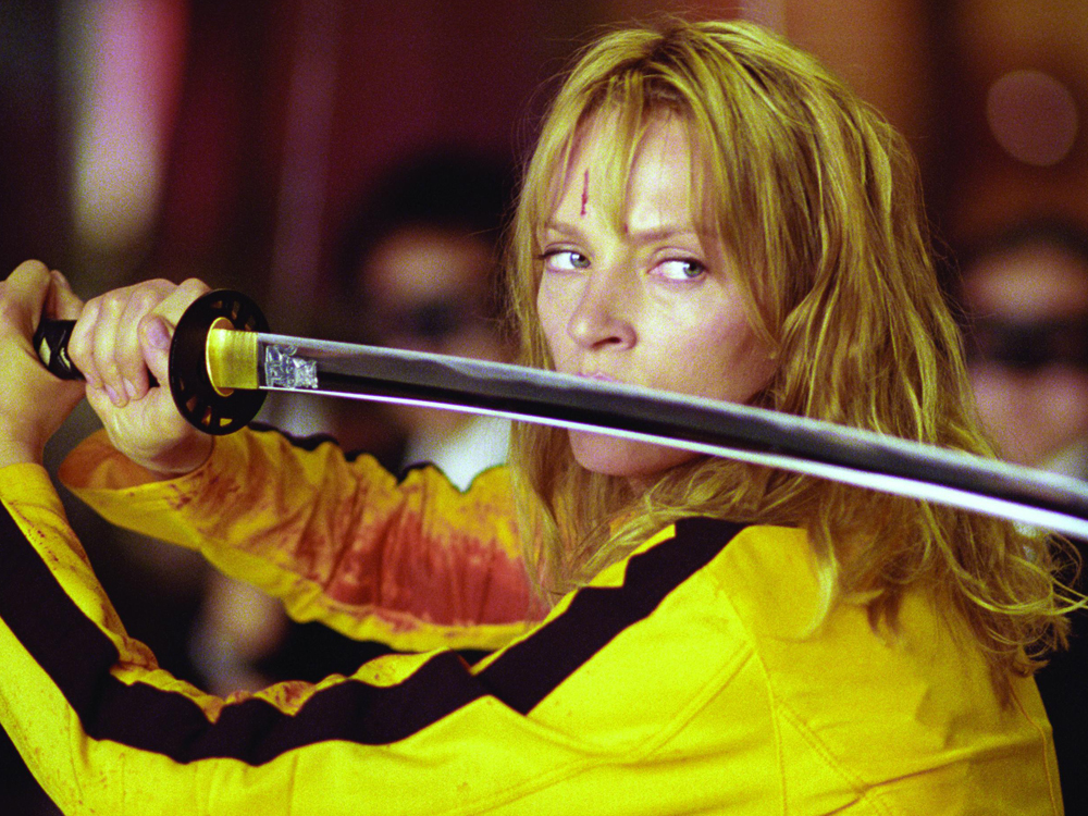 kill bill as a feminist statement The 42 most badass feminist halloween costumes for 2015 so much inspiration, so little time kristina marusic 10/01/2015 it's officially october, which means it's time to start beatrix kiddo from kill bill fierce to the max.