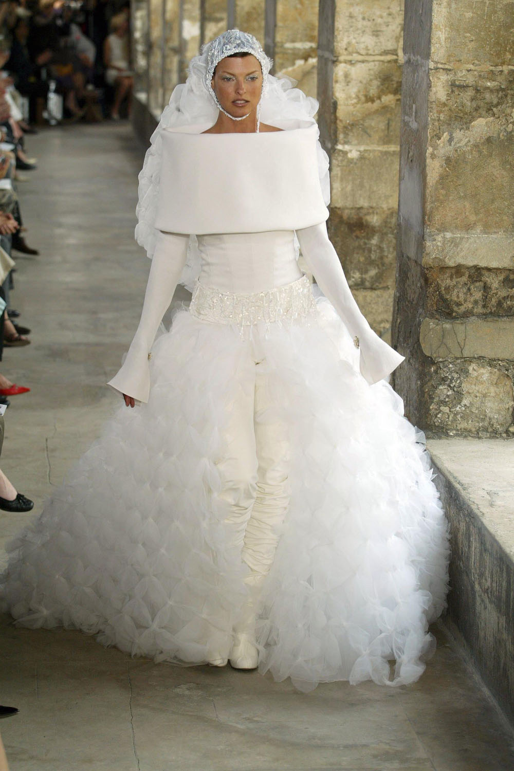Best chanel wedding dresses these are the celebrity chanel brides best chanel wedding dresses these are the celebrity chanel brides to know junglespirit