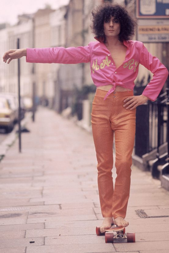 Leather Trousers History From Rock N Roll Musicians To