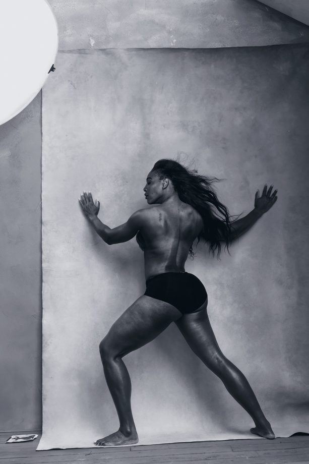 Serena Williams Leibovitz