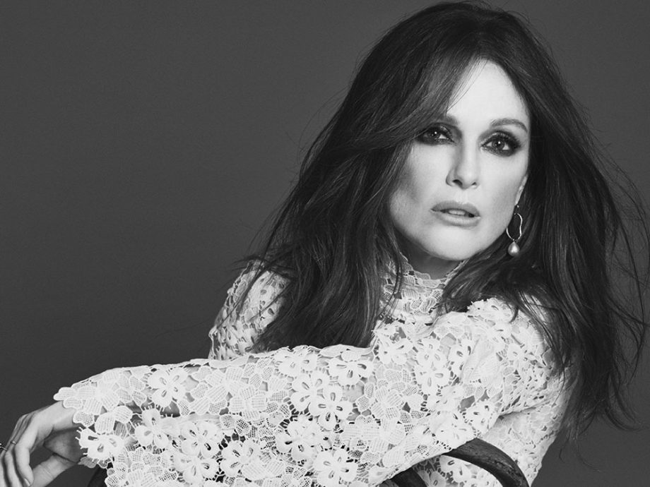 Julianne Moore for Marie Claire