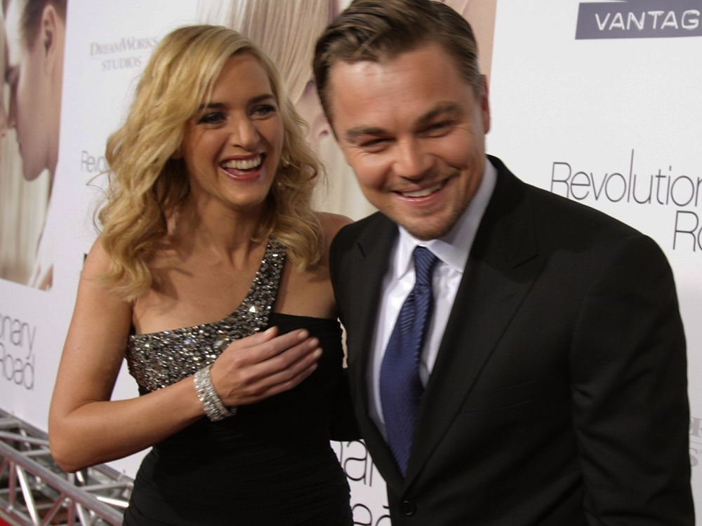 Kate winslet having sex with leonardo dicaprio