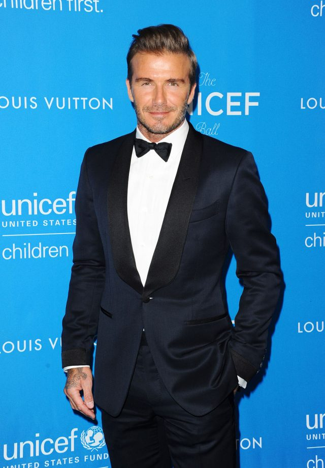 Pictures from the Louis Vuitton Unicef Ball