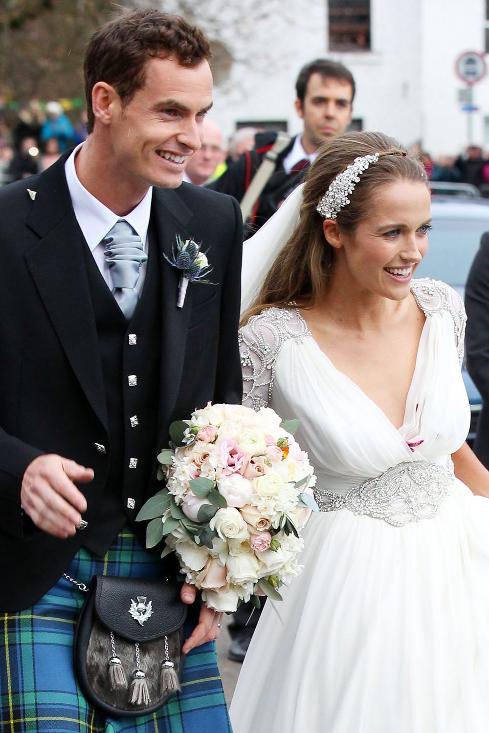 Kim sears and andy murray welcome first baby ombrellifo Gallery