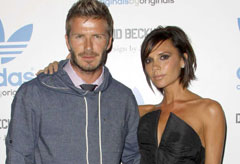 David and Victoria Beckham - Celebrity News - Marie Caire