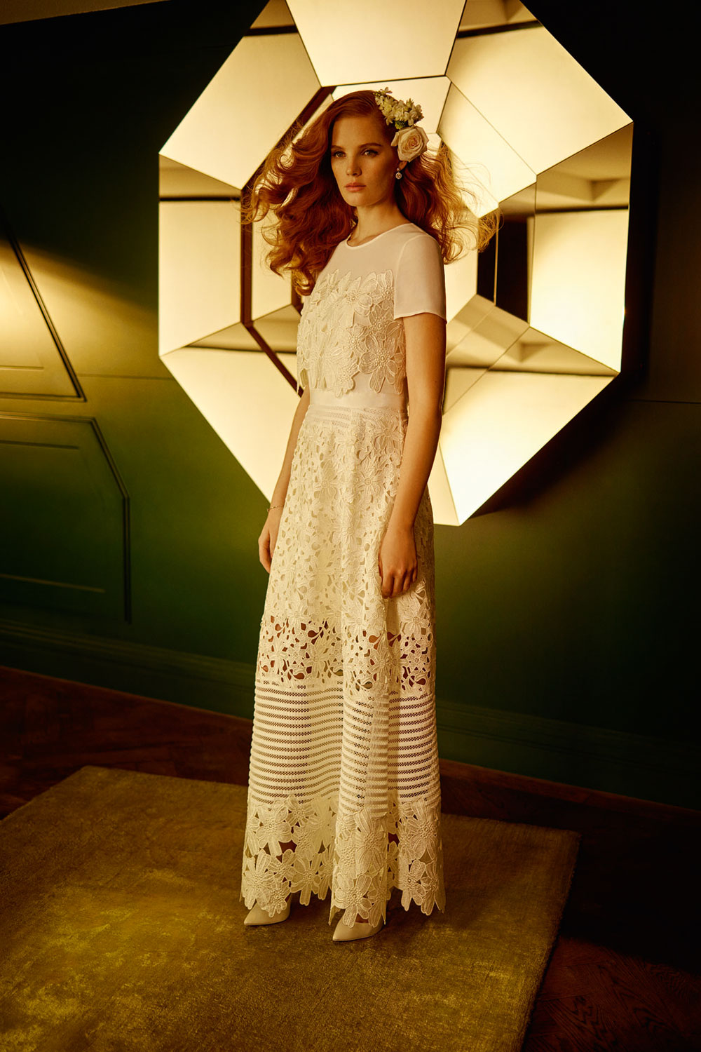 Ted Baker S New Season Bridal And Wedding Guest Collection