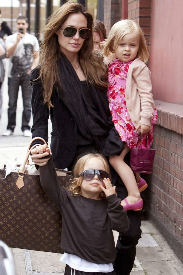 Angelina Jolie Reveals The Real Reason Her Daughter Was Cast