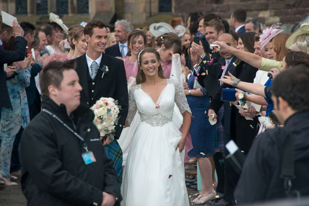 01436de1aca See all the pictures of Kim Sears  wedding dress in the gallery above.
