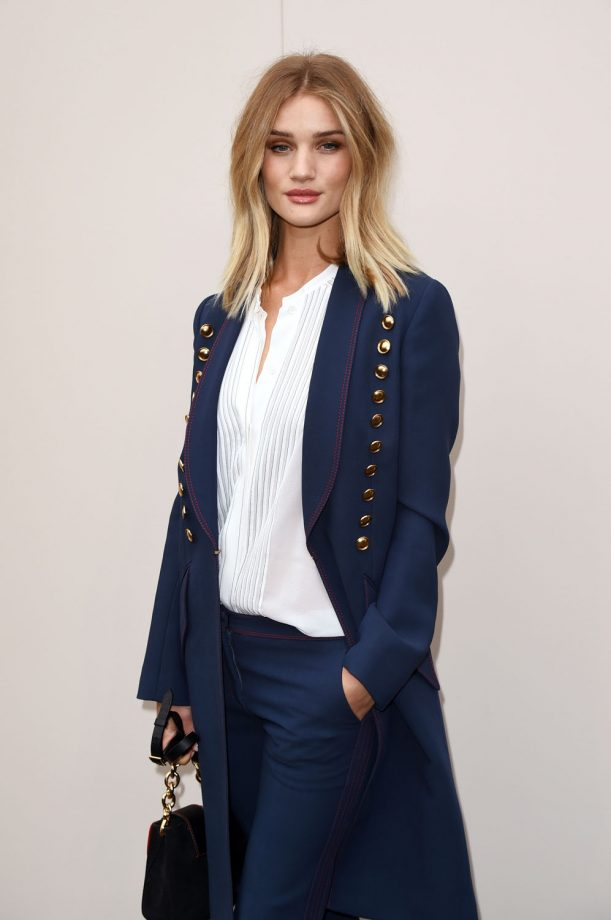 Burberry Prorsum AW16 Fashion Collection Pictures