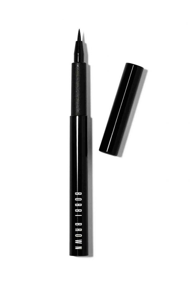 liquid eyeliner brush. best liquid eyeliner bobbi brown ink liner brush c