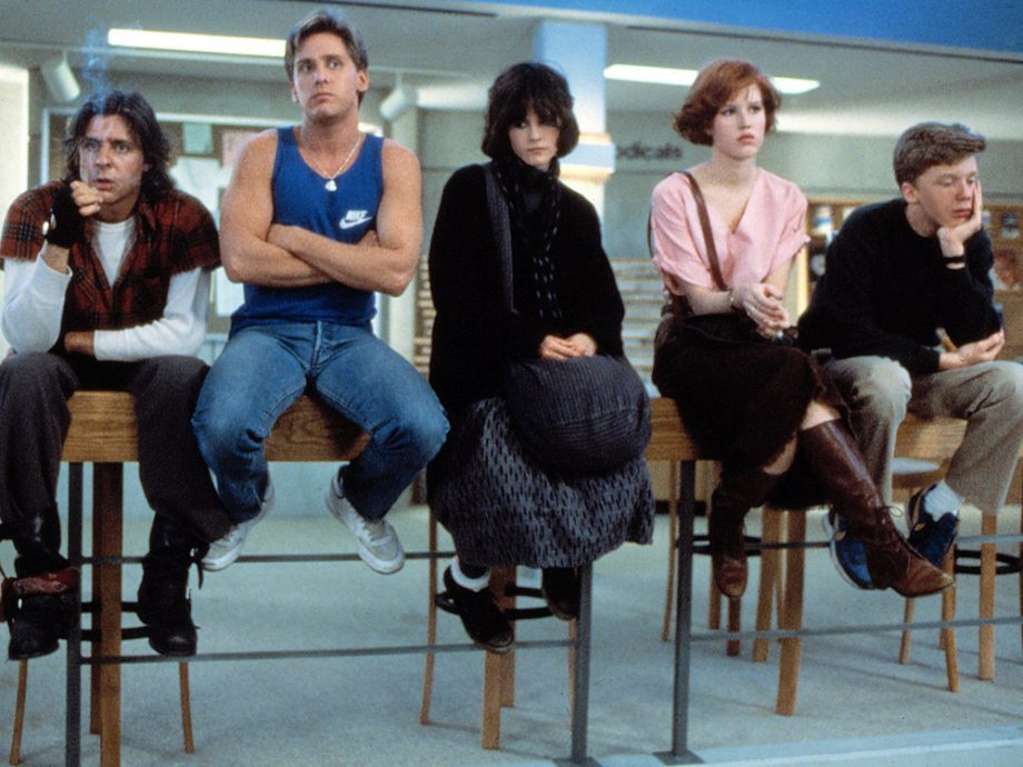As The Breakfast Club Turns 30 We Celebrate The Best Quotes