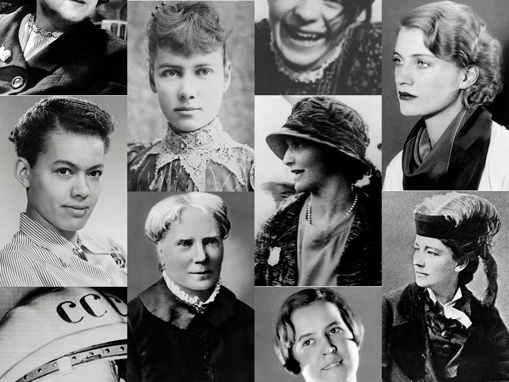 11 trailblazing feminists you've never heard of (but totally should have)