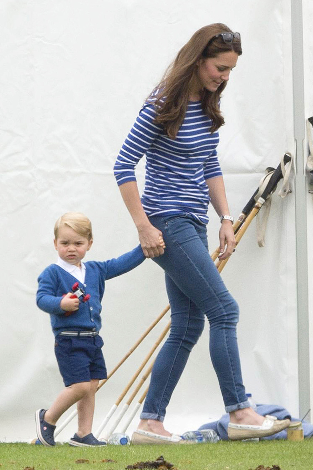Prince George Causes Crocs To Sell Out