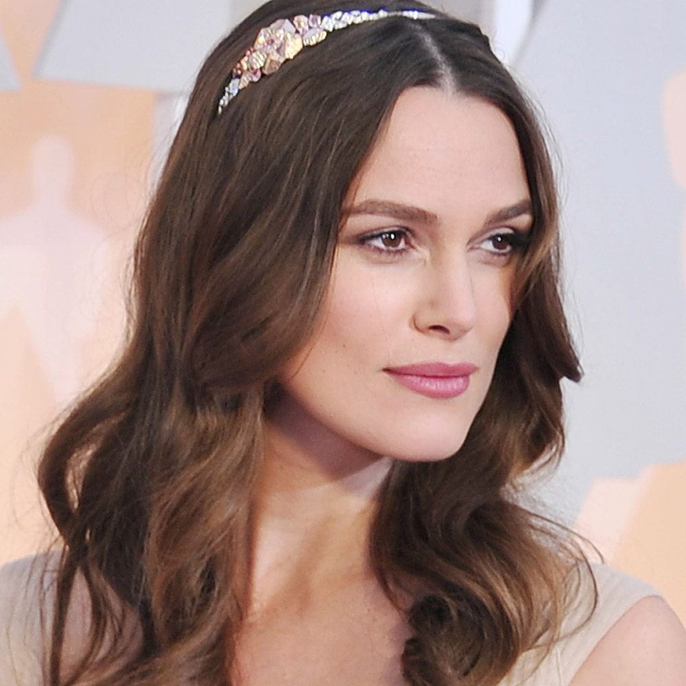 Keira Knightley Hair And Makeup Style File Keira Knightley